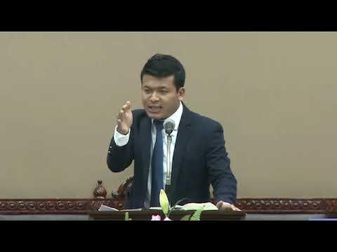 BEISEINA CRUSADE: Thawhtan zan (FREDERICK LALRINDIKA)