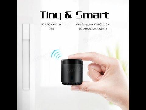 Broadlink Black Bean Smart Home Wifi Universal IR Remote Controller NEW Upgrade Version