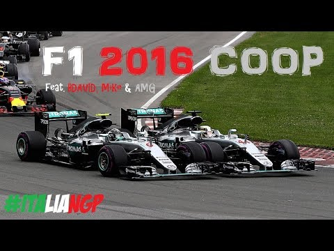 F1 2016 YOUTUBE COOP // R13: ITALY-MONZA // #13