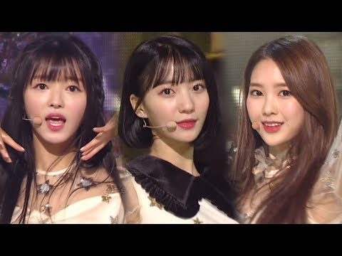 《Comeback Special》 OH MY GIRL(오마이걸) - Secret Garden(비밀정원) @인기가요 Inkigayo 20180114