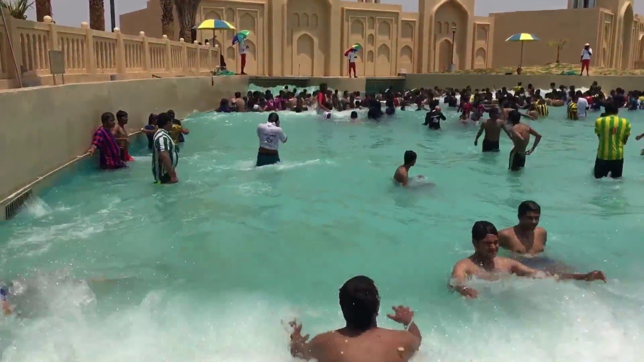 water waves wonderla hyderabad youtube