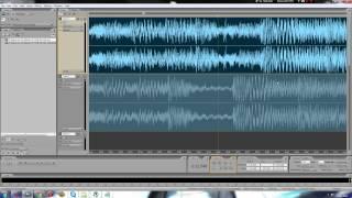 Видео урок звукообработки - как очистить голос (противофаза)