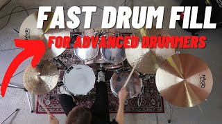 Quick fill #1 | DRUM LESSON by Jon Foster