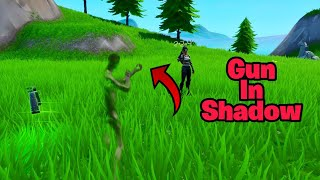 Use GUN IN SHADOW MODE glitch in Fortnite (New) Fortnite Glitches Season 9 PS4/Xbox