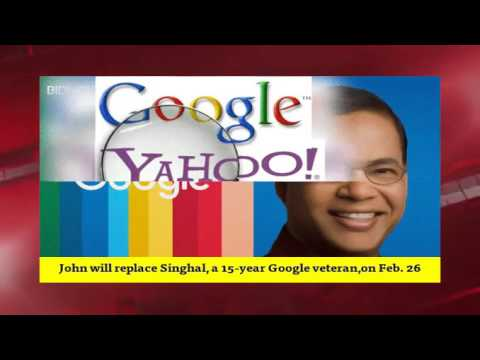 Googles search business chief Amit Singhal to leave