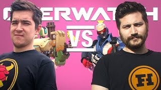 cowchop vs funhaus overwatch