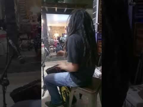 Rambut Gimbal Live Show Acara Ultah Alice Arkadewi