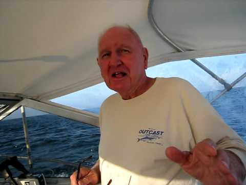 """Steve Kaiser onboard the """"VENTURE"""" his legacy lives on... 10OCT08"""