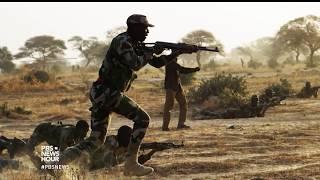U.S. soldiers were ambushed in Niger. Here