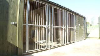 Gundog Kennels At Shropshire Gun Dogs