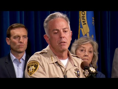 Death toll rises as authorities provide update on Las Vegas shooting