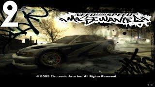 NFS Most Wanted 2005 —  Jedziem - Na żywo