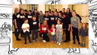Sanders Street - Charity Dance Event For The National Autistic Society Feb 2014
