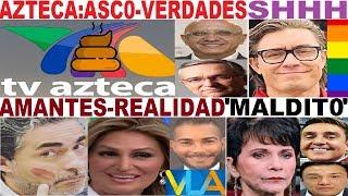 RAUL ARAIZA ROSIQUE ANETTE CUBURU PATI CHAPOY TV AZTECA VLA HOY ESTEBAN MACIAS