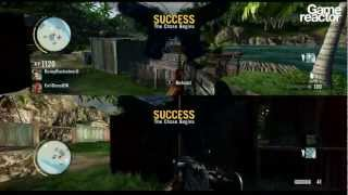 Far Cry 3 - First 10 Minutes Co-Op splitscreen gameplay