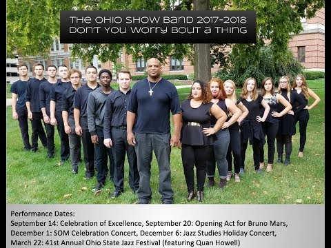 Jazz Festival Concert: Ohio Show Band with Quan Howell, guest vocalist