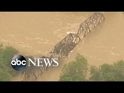 Historic flooding affects multiple states