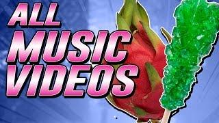 FOOD BATTLE 2014 MUSIC VIDEOS