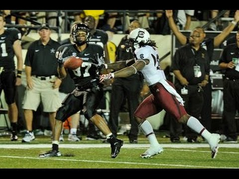 South Carolina vs. Vanderbilt 2012 HD [1080]