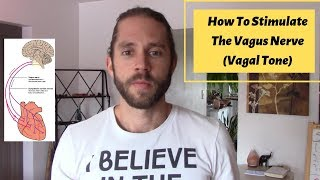 How To Stimulate The Vagus Nerve (Vagal Tone)