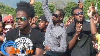 Calado Ft. Iyara - Fyah Brigade [Inadi Club Riddim] Sept 2012