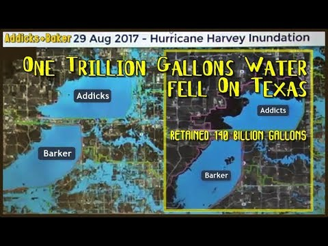 TEXAS Addicks Barker Dams Army Update Satellite Images Of - Satellite map of texas