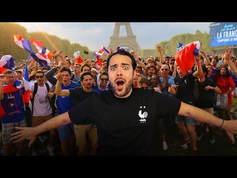 La Chanson Officielle Des Bleus by Elliot - Coupe du monde 2018