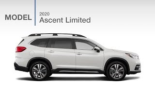 2020 Subaru Ascent Limited Suv | Model Review