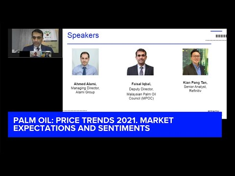 Palm Oil: Price trends 2021. Market expectations and sentiments