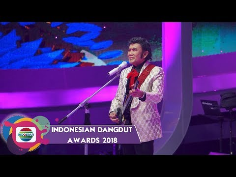 Rhoma Irama & Soneta Group - Musik | Indonesian Dangdut Awards 2018