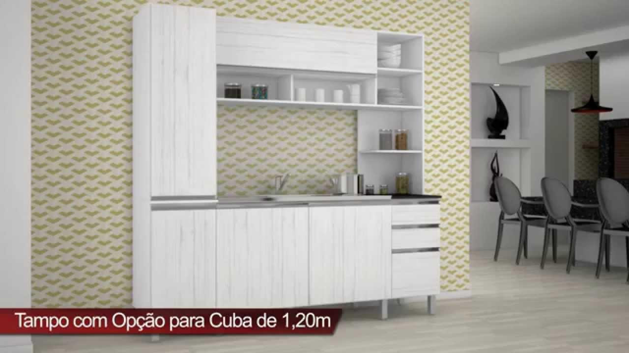 Armrio De Cozinha Ricardo Eletro Stunning Temos Ai Trs Modelos