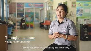 Sharing COVID-19 experiences: The Thailand response