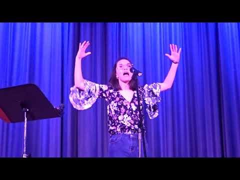 Nothing - A Chorus Line || Rachel Zegler