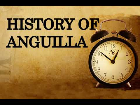 History of Anguilla