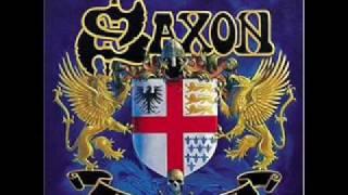 Saxon - Man and Machine
