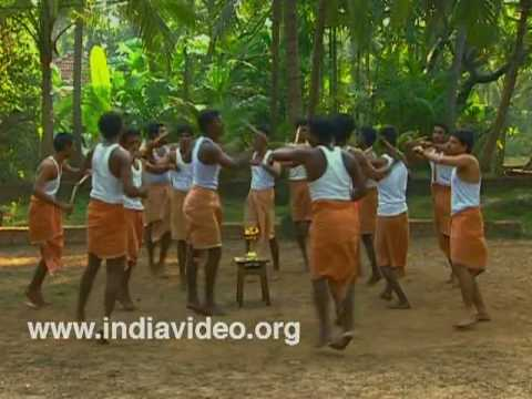 Kolkali - rhythm with sticks