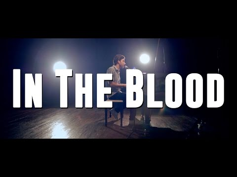 IN THE BLOOD - John Mayer | COVER Nick Warner