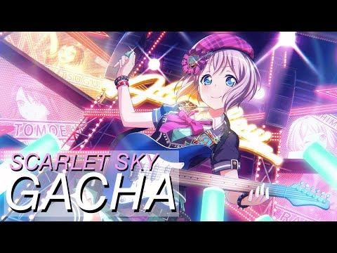 Oh Heck, Bandori! Memories Of Scarlet Sky Moca Gacha [Aki+Chrissu]