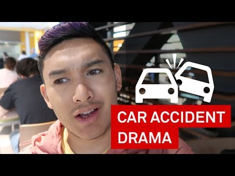 LAST DAY IN LA: CAR ACCIDENT DRAMA! - ohitsROME Travel