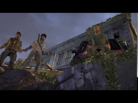 Fuckstick! The Walking Dead: A New Frontier