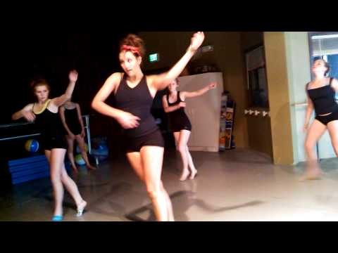 Northridge Dance Center Summer Jazz Intensive 2013