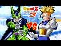 Dragon Ball Z Budokai 3 : Trunks Vs Cell ! El Futuro Esta En Mis Manos Al Limite ! video