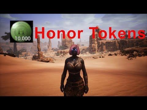Honor Tokens, Vendors, & Items - Conan Exiles Age Of Calamitous