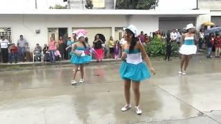 Desfile de independencia Monjas Jalapa 2014 PARTE 1