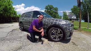 2019 BMW X7 Prototype - First Test Drive Video Review