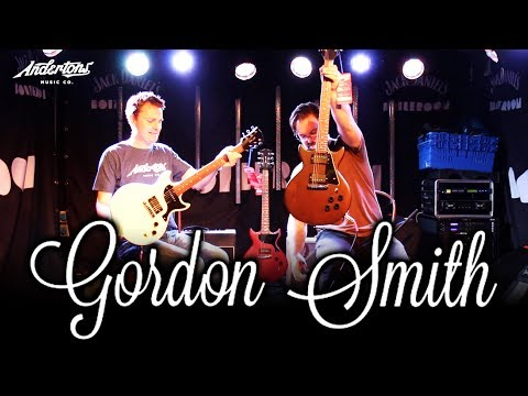 Gordon Smith - Affordable Guitars Made in England!!