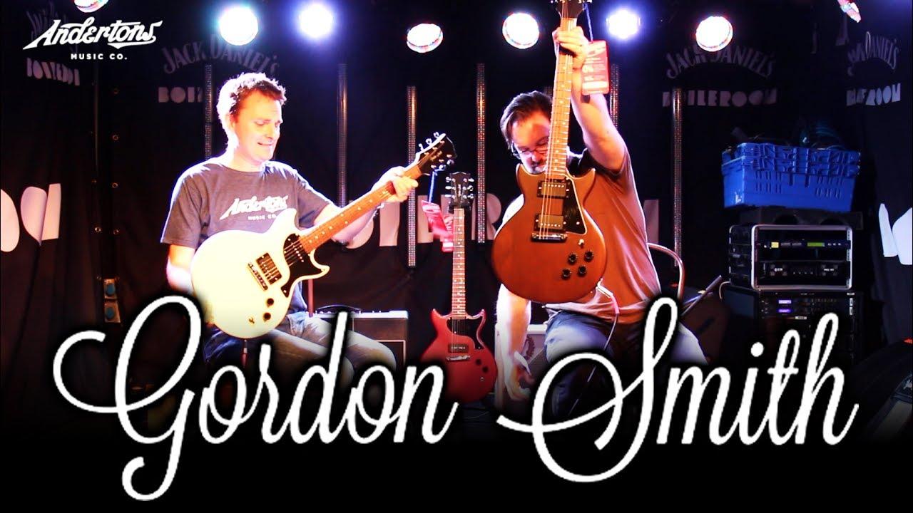 Gordon smith guitars dating