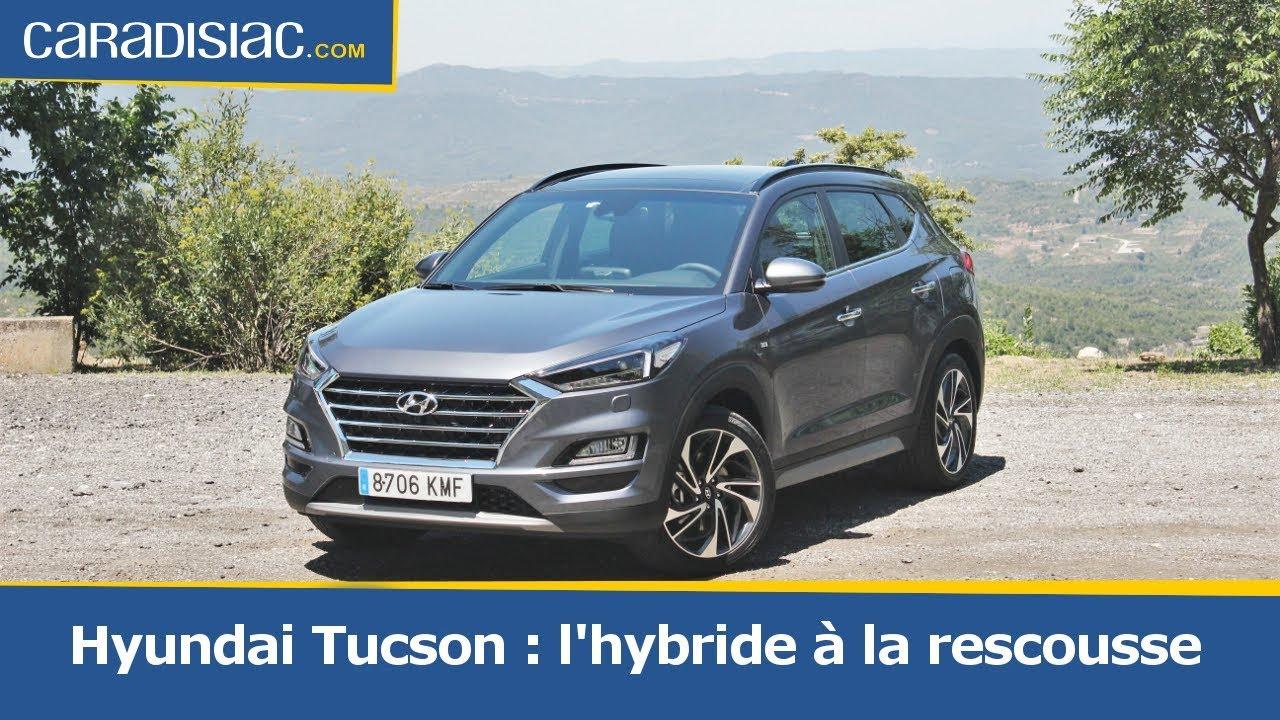 Hyundai Derniers Modèles >> Essai Hyundai Tucson Restyle 2018 L Hybridation Legere A La