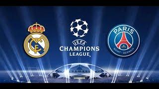 Paris SG vs Real Madrid Live Stream UEFA Champions League