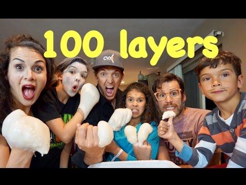 100 LAYERS OF WAX